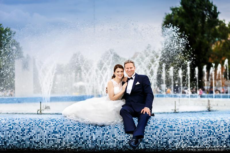 Plener poślubny Warszawa