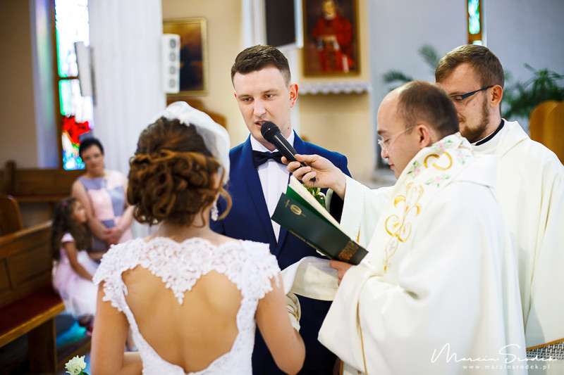 przysięga ślubna