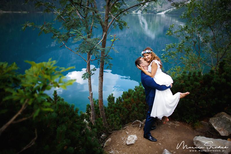 sesja ślubna w Zakopanym