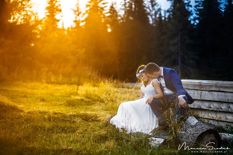 sesja ślubna Gubałówka